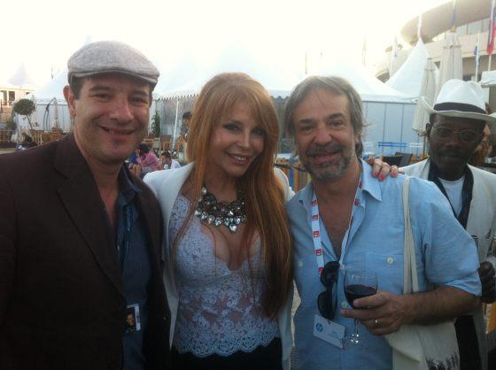 Pablo Georgeli, Graciela Alfano y Yo